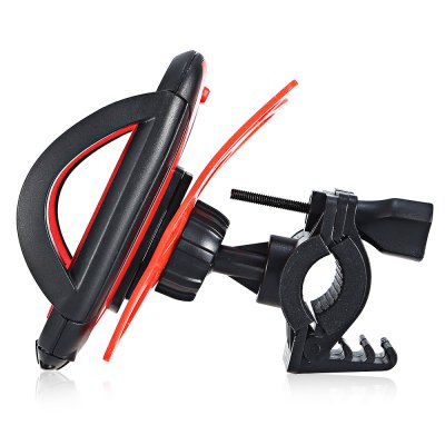 NUCKILY Mobile Phone MountBike Holder<br>NUCKILY Mobile Phone Mount<br><br>Applicable Accessories: Cellphone<br>Brand: NUCKILY<br>Color: Black,Red<br>Installation location: Handlebar<br>Package Contents: 1 x NUCKILY Mobile Phone Mount, 1 x Bracket, 1 x Rubber Fixed Belt<br>Package Size(L x W x H): 15.00 x 12.00 x 10.00 cm / 5.91 x 4.72 x 3.94 inches<br>Package weight: 0.1770 kg<br>Product Size(L x W x H): 11.00 x 7.00 x 13.00 cm / 4.33 x 2.76 x 5.12 inches<br>Product weight: 0.1110 kg