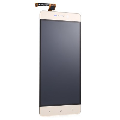 Original Xiaomi Display DigitizerOther Cell Phone Accessories<br>Original Xiaomi Display Digitizer<br><br>Available Color: Black,Gold,White<br>Brand: Xiaomi<br>Compatible models: Redmi 4 High Edition<br>For: Mobile phone<br>Package Contents: 1 x FHD Touch Screen Replacement<br>Package size (L x W x H): 25.50 x 17.00 x 8.00 cm / 10.04 x 6.69 x 3.15 inches<br>Package weight: 0.1640 kg<br>Product size (L x W x H): 13.90 x 6.70 x 0.30 cm / 5.47 x 2.64 x 0.12 inches<br>Product weight: 0.0380 kg