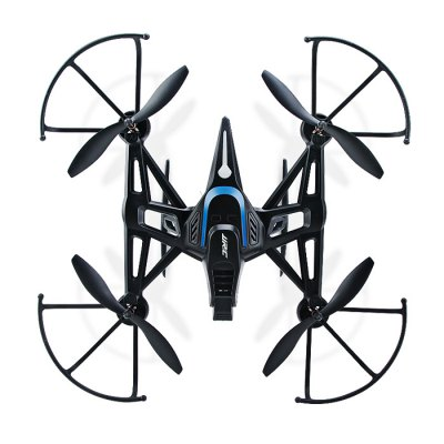 JJRC H50CH - 2 RC Quadcopter - RTFRC Quadcopters<br>JJRC H50CH - 2 RC Quadcopter - RTF<br><br>Age: Above 14 years old<br>Battery: 7.4V 500mAh lithium-ion<br>Battery Size: 4.5 x 2.5 x 1.1cm<br>Battery Weight: 28g<br>Brand: JJRC<br>Built-in Gyro: 6 Axis Gyro<br>Camera Pixels: 2MP<br>Channel: 4-Channels<br>Charging Time.: 100mins<br>Compatible with Additional Gimbal: No<br>Detailed Control Distance: About 150m<br>Features: Camera, Radio Control, Brushed Version<br>Flying Time: About 8mins<br>Functions: One Key Automatic Return, Air Press Altitude Hold, Forward/backward, Headless Mode, With light, Up/down, Turn left/right, Sideward flight, 3D rollover<br>Kit Types: RTF<br>Level: Beginner Level<br>Material: Electronic Components, ABS/PS<br>Mode: Mode 1 &amp; Mode 2(Left &amp; Right Hand Throttle)<br>Model: H50CH - 2<br>Model Power: Built-in rechargeable battery<br>Motor Type: Brushed Motor<br>Package Contents: 1 x Quadcopter ( Battery Included ), 1 x Transmitter, 4 x Spare Propeller, 1 x Screwdriver, 1 x Pack of Screws, 1 x USB Cable, 1 x English Manual<br>Package size (L x W x H): 44.00 x 9.80 x 25.00 cm / 17.32 x 3.86 x 9.84 inches<br>Package weight: 0.9250 kg<br>Product size (L x W x H): 32.50 x 32.50 x 11.30 cm / 12.8 x 12.8 x 4.45 inches<br>Product weight: 0.1530 kg<br>Radio Mode: Mode 1 &amp; Mode 2 ?Left &amp; Right-hand Throttle?<br>Remote Control: 2.4GHz Wireless Remote Control<br>Size: Large<br>Transmitter Power: 4 x 1.5V AA battery(not included)<br>Type: Outdoor, Quadcopter