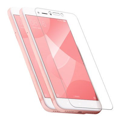 Luanke 9H Screen Protector FilmScreen Protectors<br>Luanke 9H Screen Protector Film<br><br>Brand: Luanke<br>Compatible Model: Redmi 4X<br>Features: Ultra thin, High-definition, High Transparency, High sensitivity, Anti-oil, Anti scratch, Anti fingerprint<br>Mainly Compatible with: Xiaomi<br>Material: Tempered Glass<br>Package Contents: 1 x Screen Film, 1 x Wet Wipes, 1 x Dry Wipes, 1 x Dust Remover<br>Package size (L x W x H): 20.00 x 13.00 x 2.00 cm / 7.87 x 5.12 x 0.79 inches<br>Package weight: 0.1120 kg<br>Product Size(L x W x H): 13.00 x 6.15 x 0.03 cm / 5.12 x 2.42 x 0.01 inches<br>Product weight: 0.0070 kg<br>Surface Hardness: 9H<br>Thickness: 0.3mm<br>Type: Screen Protector