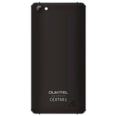 OUKITEL C5 3G SmartphoneCell phones<br>OUKITEL C5 3G Smartphone<br><br>2G: GSM 850/900/1800/1900MHz<br>3G: WCDMA 900/2100MHz<br>Additional Features: 3G, Alarm, Bluetooth, Browser, Calculator, Calendar, Wi-Fi, Camera, GPS, MP3, People<br>Back Case : 1<br>Back-camera: 5.0MP ( SW 8.0MP )<br>Battery Capacity (mAh): 1 x 2000mAh<br>Bluetooth Version: V4.0<br>Brand: OUKITEL<br>Camera type: Dual cameras (one front one back)<br>Cell Phone: 1<br>Cores: Quad Core, 1.3GHz<br>CPU: MTK6580<br>E-book format: TXT<br>English Manual : 1<br>External Memory: TF card up to 32GB (not included)<br>Front camera: 2.0MP ( SW 5.0MP )<br>I/O Interface: Micophone, Micro USB Slot, Speaker, 3.5mm Audio Out Port, 2 x Micro SIM Card Slot<br>Language: Arabic, Simplified / Traditional Chinese, Dutch, English, French, German, Italian, Portuguese, Spanish, Bengali, Croatian, Czech, Danish, Greek, Hebrew, Hindi, Hungarian, Indonesian, Japanese, Korean,<br>Music format: MP3, AAC, WAV, AMR<br>Network type: GSM+WCDMA<br>OS: Android 7.0<br>Package size: 16.50 x 10.00 x 5.50 cm / 6.5 x 3.94 x 2.17 inches<br>Package weight: 0.3140 kg<br>Picture format: BMP, GIF, JPEG, PNG<br>Power Adapter: 1<br>Product size: 14.50 x 7.20 x 0.93 cm / 5.71 x 2.83 x 0.37 inches<br>Product weight: 0.1340 kg<br>RAM: 2GB RAM<br>ROM: 16GB<br>Screen resolution: 1280 x 720 (HD 720)<br>Screen size: 5.0 inch<br>Screen type: Capacitive<br>Sensor: Ambient Light Sensor,Gravity Sensor,Proximity Sensor<br>Service Provider: Unlocked<br>SIM Card Slot: Dual Standby, Dual SIM<br>SIM Card Type: Dual Micro SIM Card<br>Type: 3G Smartphone<br>USB Cable: 1<br>Video format: 3GP, H.263, H.264, MPEG4<br>WIFI: 802.11b/g/n wireless internet<br>Wireless Connectivity: GSM, GPS, Bluetooth, 3G, WiFi