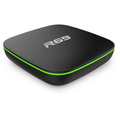 Sunvell R69 Quad-core Allwinner H2 Android TV Box