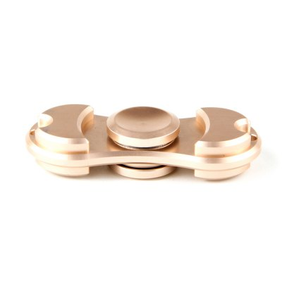 Aluminum Alloy Bearing Gyro Focus Toy for Killing Time