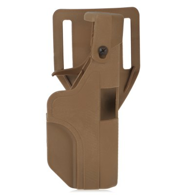 JINJULI Right Hand Waist Pouch with Quick-release Design