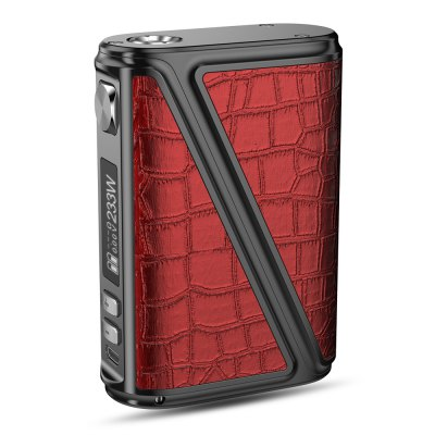 Original Rofvape Warlock Z - Box 233W ModTemperature Control Mods<br>Original Rofvape Warlock Z - Box 233W Mod<br><br>Accessories type: MOD<br>APV Mod Wattage Range: Over 200W<br>Battery Form Factor: 18650<br>Battery Quantity: 2pcs ( not included )<br>Brand: Rofvape<br>Material: Leather, Zinc Alloy<br>Mod: Temperature Control Mod,VV/VW Mod<br>Model: Warlock Z - Box 233W<br>Package Contents: 1 x Rofvape Warlock Z - Box 233W, 1 x English User Manual, 1 x Micro USB Cable<br>Package size (L x W x H): 11.50 x 8.00 x 4.90 cm / 4.53 x 3.15 x 1.93 inches<br>Package weight: 0.2800 kg<br>Product size (L x W x H): 8.00 x 5.40 x 2.50 cm / 3.15 x 2.13 x 0.98 inches<br>Product weight: 0.1400 kg<br>Temperature Control Range: 100 - 300 Deg.C / 200 - 600 Deg.F<br>Type: Electronic Cigarettes Accessories