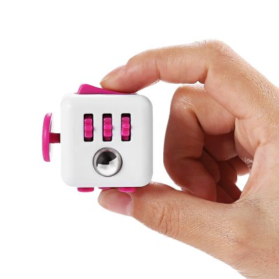PIECE FUN ABS Stress Reliever Fidget Cube for Worker