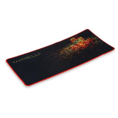 Warwolf Extra-large Rubber Mouse Pad for Mice