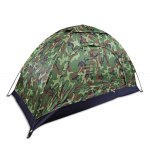 CTSmart MC - 001 Camouflage Pattern 1-person Camping Tent