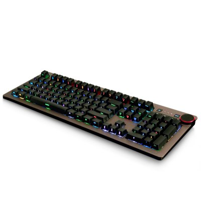 AJAZZ AK60 Mechanical KeyboardKeyboards<br>AJAZZ AK60 Mechanical Keyboard<br><br>Anti-ghosting Number: 104<br>Bluetooth Version: Not Supported<br>Cable Length (m): 1.8m<br>Connection: Wired<br>Features: Gaming<br>Interface: USB 2.0<br>Key Number: 104<br>Keyboard Lifespan ( times): 50 million<br>Keyboard Type: Mechanical Keyboard<br>Material: ABS<br>Model: AK60<br>Operation Current: 100mA<br>Package Contents: 1 x AJAZZ AK60 Mechanical Keyboard, 1 x English Manual<br>Package size (L x W x H): 50.00 x 20.30 x 19.69 cm / 19.69 x 7.99 x 7.75 inches<br>Package weight: 1.8260 kg<br>Product size (L x W x H): 45.00 x 14.50 x 3.50 cm / 17.72 x 5.71 x 1.38 inches<br>Product weight: 1.5480 kg<br>Response Speed: 1ms<br>Type: Keyboard