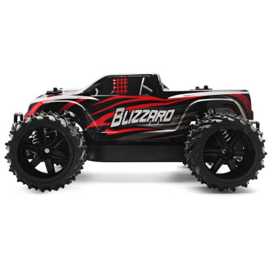 PXtoys S727 1:16 RC Off-road Car - RTRRC Cars<br>PXtoys S727 1:16 RC Off-road Car - RTR<br><br>Age: Above 8 years old<br>Car Power: Built-in rechargeable battery<br>Charging Time: 45 minutes<br>Detailed Control Distance: About 30m<br>Drive Type: 2 WD<br>Features: Radio Control<br>Material: ABS, Electronic Components, Nylon, Alloy<br>Motor Type: Brushed Motor<br>Package Contents: 1 x RC Car ( Battery Included ), 1 x Transmitter, 1 x Charger, 1 x English Manual<br>Package size (L x W x H): 37.00 x 24.50 x 17.50 cm / 14.57 x 9.65 x 6.89 inches<br>Package weight: 1.4000 kg<br>Product size (L x W x H): 28.00 x 22.00 x 12.00 cm / 11.02 x 8.66 x 4.72 inches<br>Product weight: 1.2000 kg<br>Proportion: 1:16<br>Racing Time: About 15mins<br>Remote Control: 2.4GHz Wireless Remote Control<br>Transmitter Power: 2 x 1.5V AA battery (not included)