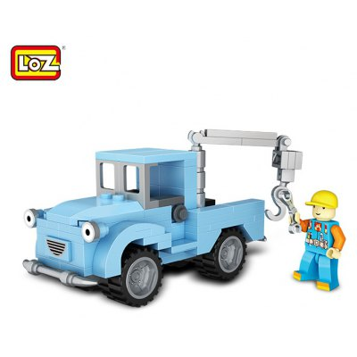 LOZ Engineering ABS Construction Building Block Toy