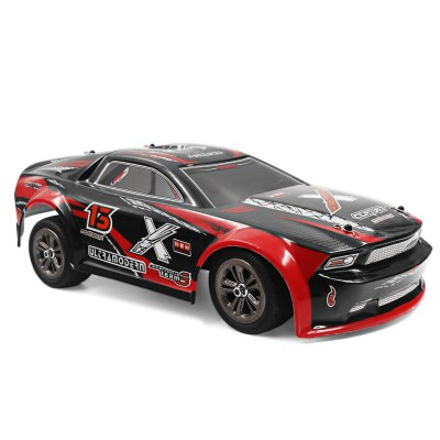 XINLEHONG TOYS 9118 1:12 RC Racing Car - RTRRC Cars<br>XINLEHONG TOYS 9118 1:12 RC Racing Car - RTR<br><br>Brand: XINLEHONG TOYS<br>Car Power: Built-in rechargeable battery<br>Charging Time: 120 Minutes<br>Detailed Control Distance: 80M<br>Drive Type: 2 WD<br>Features: Radio Control<br>Material: PVC, Nylon, Metal, Electronic Components, ABS<br>Motor Type: Brushed Motor<br>Package Contents: 1 x RC Car ( Battery Included ), 1 x Transmitter, 1 x USB Cable, 1 x Screwdriver, 1 x English Manual<br>Package size (L x W x H): 39.00 x 19.50 x 16.50 cm / 15.35 x 7.68 x 6.5 inches<br>Package weight: 1.4800 kg<br>Product size (L x W x H): 30.00 x 18.50 x 10.00 cm / 11.81 x 7.28 x 3.94 inches<br>Product weight: 1.2200 kg<br>Proportion: 1:12<br>Remote Control: 2.4GHz Wireless Remote Control<br>Transmitter Power: 2 x 1.5V AA battery (not included)<br>Type: Racing Car