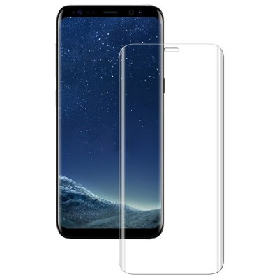 ASLING Screen Protector 9H FilmSamsung Screen Protectors<br>ASLING Screen Protector 9H Film<br><br>Brand: ASLING<br>Compatible with: Samsung Galaxy S8<br>Features: Ultra thin, High-definition, High Transparency, High sensitivity, Anti-oil, Anti scratch, Anti fingerprint<br>Material: Tempered Glass<br>Package Contents: 1 x Tempered Glass Film, 1 x Dust Remover, 1 x Cleaning Cloth, 1 x Alcohol Prep Pad<br>Package size (L x W x H): 19.80 x 12.40 x 1.90 cm / 7.8 x 4.88 x 0.75 inches<br>Package weight: 0.0860 kg<br>Product Size(L x W x H): 14.50 x 6.80 x 0.03 cm / 5.71 x 2.68 x 0.01 inches<br>Product weight: 0.0100 kg<br>Surface Hardness: 9H<br>Thickness: 0.3mm<br>Type: Screen Protector