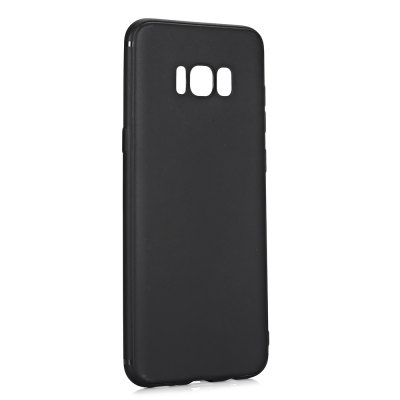 ASLING Ultra-thin TPU Case CoverSamsung Cases/Covers<br>ASLING Ultra-thin TPU Case Cover<br><br>Brand: ASLING<br>Color: Black<br>Compatible with: Samsung Galaxy S8 Plus<br>Features: Anti-knock, Back Cover<br>Material: TPU<br>Package Contents: 1 x Phone Case<br>Package size (L x W x H): 21.50 x 13.00 x 1.85 cm / 8.46 x 5.12 x 0.73 inches<br>Package weight: 0.0400 kg<br>Product size (L x W x H): 16.00 x 7.50 x 0.85 cm / 6.3 x 2.95 x 0.33 inches<br>Product weight: 0.0150 kg<br>Style: Solid Color