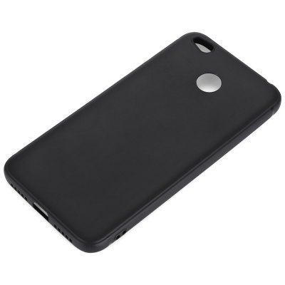 Luanke TPU Cover Ultra-thin CaseCases &amp; Leather<br>Luanke TPU Cover Ultra-thin Case<br><br>Brand: Luanke<br>Color: Black<br>Compatible Model: Redmi 4X<br>Features: Anti-knock, Back Cover<br>Mainly Compatible with: Xiaomi<br>Material: TPU<br>Package Contents: 1 x Phone Case<br>Package size (L x W x H): 21.00 x 13.00 x 1.90 cm / 8.27 x 5.12 x 0.75 inches<br>Package weight: 0.0370 kg<br>Product Size(L x W x H): 14.10 x 7.20 x 0.90 cm / 5.55 x 2.83 x 0.35 inches<br>Product weight: 0.0130 kg<br>Style: Solid Color