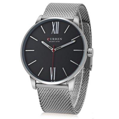 CURREN M8238 Men Quartz Watch
