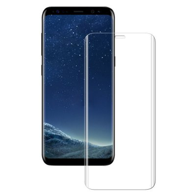 ASLING Screen Protector 3D ArcSamsung Screen Protectors<br>ASLING Screen Protector 3D Arc<br><br>Brand: ASLING<br>Compatible with: Samsung Galaxy S8 Plus<br>Features: Ultra thin, Anti scratch, Anti-oil, High sensitivity, High Transparency, High-definition<br>Material: Tempered Glass<br>Package Contents: 1 x Tempered Glass Film, 1 x Dust Remover, 1 x Cleaning Cloth, 1 x Alcohol Prep Pad<br>Package size (L x W x H): 19.60 x 12.40 x 1.90 cm / 7.72 x 4.88 x 0.75 inches<br>Package weight: 0.0860 kg<br>Product Size(L x W x H): 15.55 x 7.30 x 0.03 cm / 6.12 x 2.87 x 0.01 inches<br>Product weight: 0.0110 kg<br>Surface Hardness: 9H<br>Thickness: 0.3mm<br>Type: Screen Protector