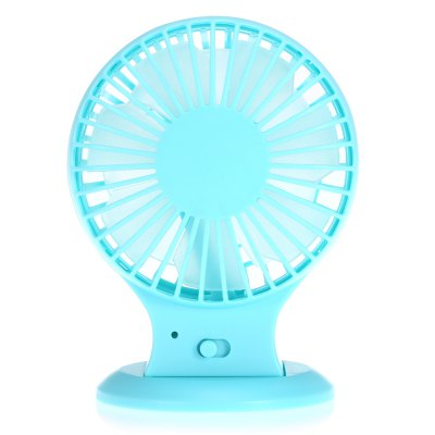 Super Silent Dual-blade Portable Electric Fan