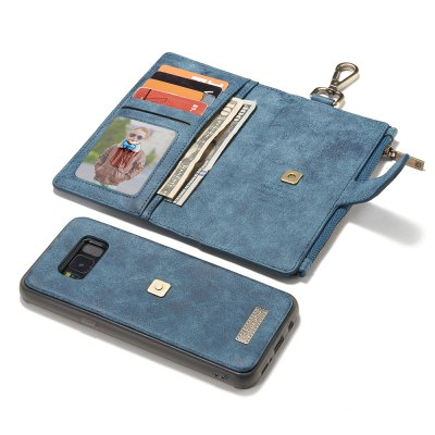 CaseMe 009 PU Wallet Cover CaseSamsung Cases/Covers<br>CaseMe 009 PU Wallet Cover Case<br><br>Brand: CaseMe<br>Color: Black,Blue,Brown,Red<br>Compatible with: Samsung Galaxy S8<br>Features: Anti-knock, Full Body Cases, Sports Case, With Credit Card Holder<br>Material: PU Leather<br>Package Contents: 1 x Phone Case<br>Package size (L x W x H): 21.00 x 15.00 x 3.00 cm / 8.27 x 5.91 x 1.18 inches<br>Package weight: 0.1740 kg<br>Product size (L x W x H): 15.70 x 7.90 x 2.00 cm / 6.18 x 3.11 x 0.79 inches<br>Product weight: 0.1460 kg<br>Style: Cool