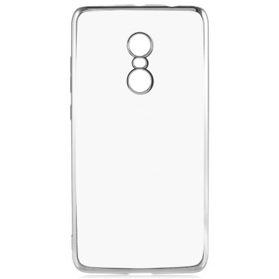 Luanke Electroplating Edge TPU Phone Case Protector for Xiaomi Redmi Note 4