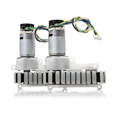 TS - 59 DIY Geared Motor with Cooling Fan for Robot