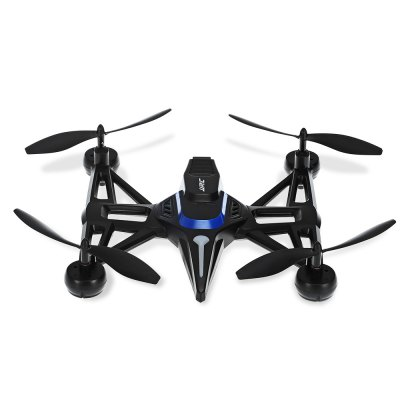 JJRC H50 RC Quadcopter - RTFRC Quadcopters<br>JJRC H50 RC Quadcopter - RTF<br><br>Age: Above 14 years old<br>Battery: 7.4V 500mAh lithium-ion<br>Battery Size: 4.5 x 2.5 x 1.1cm<br>Battery Weight: 28g<br>Brand: JJRC<br>Built-in Gyro: 6 Axis Gyro<br>Camera Pixels: 0 ( no camera )<br>Channel: 4-Channels<br>Charging Time.: 100mins<br>Compatible with Additional Gimbal: No<br>Detailed Control Distance: About 150m<br>Features: No camera, Radio Control, Brushed Version<br>Flying Time: About 8mins<br>Functions: One Key Automatic Return, Air Press Altitude Hold, Forward/backward, Headless Mode, With light, Up/down, Turn left/right, Sideward flight, 3D rollover<br>Kit Types: RTF<br>Level: Beginner Level<br>Material: Electronic Components, ABS/PS<br>Mode: Mode 1 &amp; Mode 2(Left &amp; Right Hand Throttle)<br>Model: H50<br>Model Power: Built-in rechargeable battery<br>Motor Type: Brushed Motor<br>Package Contents: 1 x Quadcopter ( Battery Included ), 1 x Transmitter, 4 x Spare Propeller, 4 x Propeller Guard, 2 x Landing Skid, 1 x Screwdriver, 1 x Pack of Screws, 1 x USB Cable, 1 x English Manual<br>Package size (L x W x H): 44.00 x 9.80 x 25.00 cm / 17.32 x 3.86 x 9.84 inches<br>Package weight: 0.9030 kg<br>Product size (L x W x H): 32.50 x 32.50 x 11.30 cm / 12.8 x 12.8 x 4.45 inches<br>Product weight: 0.1470 kg<br>Radio Mode: Mode 1 &amp; Mode 2 ?Left &amp; Right-hand Throttle?<br>Remote Control: 2.4GHz Wireless Remote Control<br>Size: Large<br>Transmitter Power: 4 x 1.5V AA battery(not included)<br>Type: Outdoor, Quadcopter