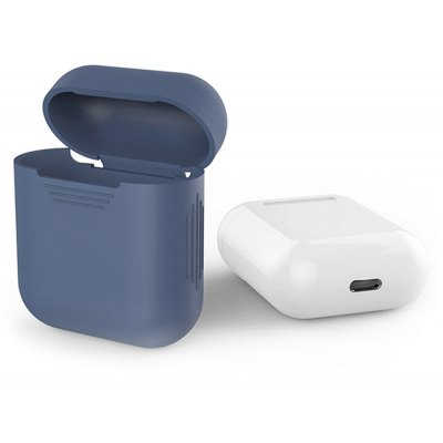 Silicone Soft Case Protector for AirPods Charger Storage Box