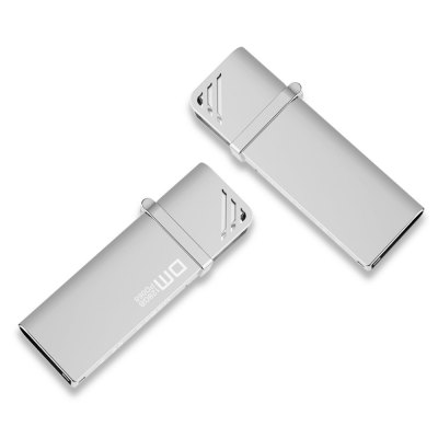 Original DM PD068 USB Flash DriveUSB Flash Drives<br>Original DM PD068 USB Flash Drive<br><br>Available Capacity: 128G,16G,32G,64G<br>Brand: DM<br>Capacity: 128G,16G,32G,64G<br>Compatible with: Windows<br>Interface: USB 3.0<br>Max. Read Speed: 25 - 35MB/s<br>Max. Write Speed: 40 - 70MB/s<br>Model: PD068<br>Package Contents: 1 x DM PD068 USB Flash Drive<br>Package size (L x W x H): 12.00 x 10.00 x 1.80 cm / 4.72 x 3.94 x 0.71 inches<br>Package weight: 0.0550 kg<br>Product size (L x W x H): 6.33 x 2.03 x 0.77 cm / 2.49 x 0.8 x 0.3 inches<br>Product weight: 0.0180 kg<br>Style: Classic<br>Type: USB Stick