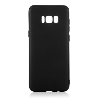 Luanke TPU Cover Soft CaseSamsung Cases/Covers<br>Luanke TPU Cover Soft Case<br><br>Brand: Luanke<br>Color: Black<br>Compatible with: Samsung Galaxy S8 Plus<br>Features: Anti-knock, Back Cover<br>Material: TPU<br>Package Contents: 1 x Phone Case<br>Package size (L x W x H): 21.00 x 13.00 x 1.85 cm / 8.27 x 5.12 x 0.73 inches<br>Package weight: 0.0390 kg<br>Product size (L x W x H): 16.00 x 7.60 x 0.85 cm / 6.3 x 2.99 x 0.33 inches<br>Product weight: 0.0160 kg<br>Style: Solid Color