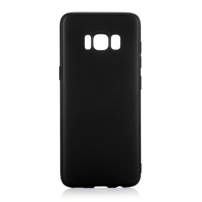Luanke Soft TPU Cover CaseSamsung Cases/Covers<br>Luanke Soft TPU Cover Case<br><br>Brand: Luanke<br>Color: Black<br>Compatible with: Samsung Galaxy S8<br>Features: Anti-knock, Back Cover<br>Material: TPU<br>Package Contents: 1 x Phone Case, 1 x Phone Case<br>Package size (L x W x H): 21.00 x 13.00 x 1.85 cm / 8.27 x 5.12 x 0.73 inches<br>Package weight: 0.0350 kg<br>Product size (L x W x H): 14.90 x 7.00 x 0.85 cm / 5.87 x 2.76 x 0.33 inches<br>Product weight: 0.0120 kg<br>Style: Solid Color