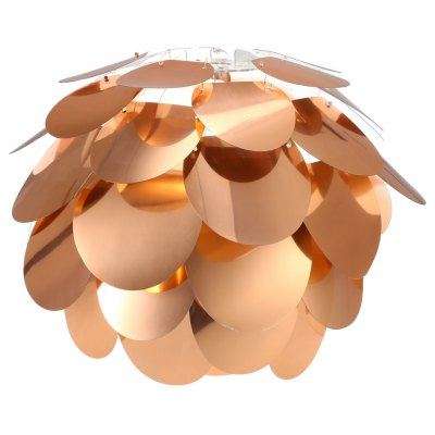 DIY Copper-plating Lampshade Creative Decor