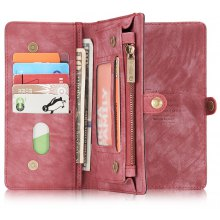 CaseMe 008 PU Wallet Cover Case