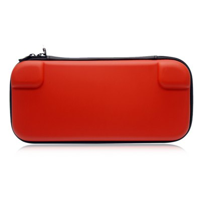 Portable Pouch Bag for Nintendo SwitchGame Accessories<br>Portable Pouch Bag for Nintendo Switch<br><br>Game Accessories Type: Storage and Cases<br>Package Contents: 1 x Pouch Bag for Nintendo Switch, 1 x Tempered Glass Screen Protector<br>Package size: 28.00 x 15.00 x 5.00 cm / 11.02 x 5.91 x 1.97 inches<br>Package weight: 0.2430 kg<br>Product size: 26.80 x 13.00 x 4.00 cm / 10.55 x 5.12 x 1.57 inches<br>Product weight: 0.2000 kg