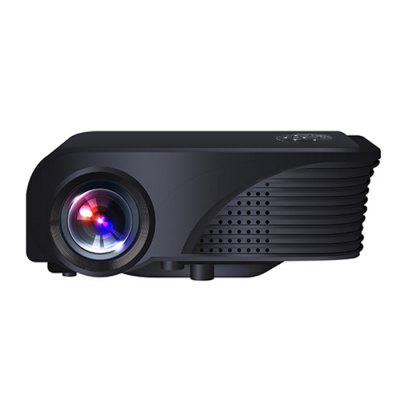 S320 LCD ProjectorProjectors<br>S320 LCD Projector<br><br>3D: Yes<br>Aspect ratio: 16:9<br>Bluetooth: Unsupport<br>Brightness: 1800 Lumens<br>Built-in Speaker: Yes<br>Color: Black,White<br>Contrast Ratio: 1500:1<br>Display type: LCD<br>DVB-T Supported: No<br>External Subtitle Supported: Yes<br>Function: 3D, Speaker, External Subtitle<br>Image Size: 30 - 120 inch<br>Interface: USB, AV, Earphone, HDMI, VGA, TF Card Slot<br>Lamp: LED<br>Lamp Power: 36W<br>Model: S320<br>Native Resolution: 800 x 600<br>Package Contents: 1 x S320 LCD Projector, 1 x Remote Control, 1 x Lens Cover, 1 x Audio Cable, 1 x Power Adapter, 1 x English Manual<br>Package size (L x W x H): 29.50 x 11.00 x 20.00 cm / 11.61 x 4.33 x 7.87 inches<br>Package weight: 1.4720 kg<br>Power Supply: 110 - 240V<br>Product size (L x W x H): 20.00 x 15.00 x 7.50 cm / 7.87 x 5.91 x 2.95 inches<br>Product weight: 1.2500 kg<br>Projection Distance: 1.5 - 4.5 m<br>Resolution Support: 1080P