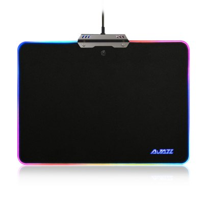 Ajazz AJPad RGB LED Gaming Mouse Pad for Gaming