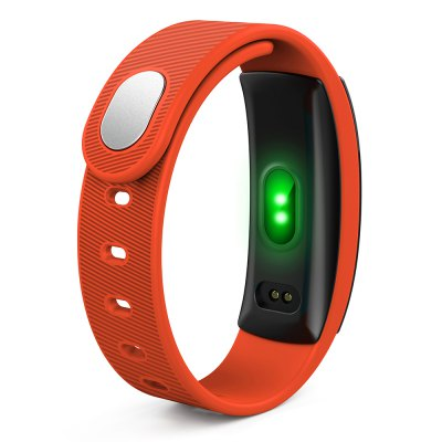 QS80 Heart Rate Smart Wristband Android iOS CompatibilitySmart Watches<br>QS80 Heart Rate Smart Wristband Android iOS Compatibility<br><br>Alert type: Ring, Vibration<br>Band material: TPU<br>Band size: 24.6 x 2 cm / 9.69 x 0.79 inches<br>Battery  Capacity: 70mAh<br>Bluetooth calling: Phone call reminder<br>Bluetooth Version: Bluetooth 4.0<br>Built-in chip type: NRF51822<br>Case material: ABS<br>Charging Time: About 60mins<br>Compatability: Android 4.3 / iOS 8.0 and above systems<br>Compatible OS: Android, IOS<br>Dial size: 4.55 x 2 cm / 1.79 x 0.79 inches<br>Health tracker: Blood Pressure,Heart rate monitor,Pedometer,Sleep monitor<br>IP rating: IP67<br>Messaging: Message reminder<br>Notification: Yes<br>Notification type: WhatsApp<br>Operating mode: Touch Key<br>Other Function: Alarm<br>Package Contents: 1 x QS80 Smart Wristband, 1 x Charging Cable, 1 x English User Manual<br>Package size (L x W x H): 12.70 x 8.20 x 3.10 cm / 5 x 3.23 x 1.22 inches<br>Package weight: 0.0950 kg<br>People: Female table,Male table<br>Product size (L x W x H): 24.60 x 2.00 x 1.09 cm / 9.69 x 0.79 x 0.43 inches<br>Product weight: 0.0170 kg<br>ROM: 32KB<br>Screen: OLED<br>Shape of the dial: Rectangle<br>Standby time: About 15 - 20 Days<br>Type of battery: Lithium-ion Battery<br>Waterproof: Yes<br>Wearing diameter: 16.5 - 23.5 cm / 6.50 - 9.25 inches