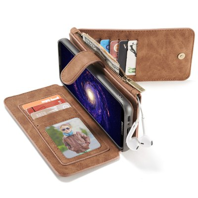 CaseMe 007 Wallet PU Phone CaseSamsung Cases/Covers<br>CaseMe 007 Wallet PU Phone Case<br><br>Brand: CaseMe<br>Color: Black,Brown,Red<br>Compatible with: Samsung Galaxy S8<br>Features: Anti-knock, Back Cover, Full Body Cases, With Credit Card Holder<br>Material: PU Leather<br>Package Contents: 1 x Phone Case<br>Package size (L x W x H): 21.00 x 15.00 x 4.00 cm / 8.27 x 5.91 x 1.57 inches<br>Package weight: 0.1940 kg<br>Product size (L x W x H): 15.40 x 7.80 x 3.00 cm / 6.06 x 3.07 x 1.18 inches<br>Product weight: 0.1660 kg<br>Style: Cool