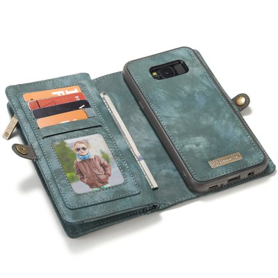 CaseMe 008 PU Wallet Cover CaseSamsung Cases/Covers<br>CaseMe 008 PU Wallet Cover Case<br><br>Brand: CaseMe<br>Color: Black,Blue,Brown,Red<br>Compatible with: Samsung Galaxy S8<br>Features: Anti-knock, Back Cover, Full Body Cases, With Credit Card Holder<br>Material: PU Leather<br>Package Contents: 1 x Phone Case<br>Package size (L x W x H): 21.00 x 15.00 x 4.00 cm / 8.27 x 5.91 x 1.57 inches<br>Package weight: 0.2030 kg<br>Product size (L x W x H): 15.40 x 8.50 x 3.00 cm / 6.06 x 3.35 x 1.18 inches<br>Product weight: 0.1750 kg<br>Style: Cool