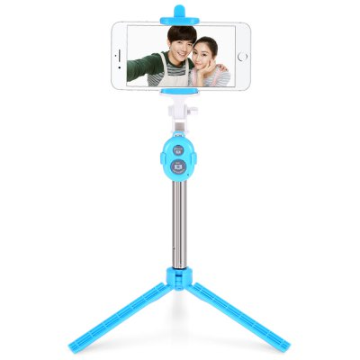 Portable Bluetooth Selfie Stick