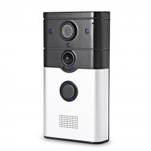 Smart Wireless WiFi Doorbell with 1.0MP 720P Camera