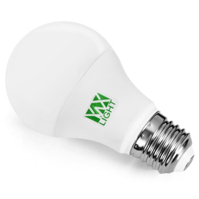 6pcs YWXLight 5W E27 460Lm SMD2835 LED BulbGlobe bulbs<br>6pcs YWXLight 5W E27 460Lm SMD2835 LED Bulb<br><br>Angle: 270 degree<br>Available Light Color: Warm White,White<br>Brand: YWXLight<br>CCT/Wavelength: 3000K,6500K<br>Emitter Types: SMD 2835<br>Features: Low Power Consumption, Long Life Expectancy<br>Function: Studio and Exhibition Lighting, Home Lighting, Commercial Lighting<br>Holder: E27<br>Luminous Flux: 460LM<br>Output Power: 5W<br>Package Contents: 6 x YWXLight LED Bulb<br>Package size (L x W x H): 18.00 x 12.00 x 10.50 cm / 7.09 x 4.72 x 4.13 inches<br>Package weight: 0.4120 kg<br>Product size (L x W x H): 10.00 x 5.50 x 5.50 cm / 3.94 x 2.17 x 2.17 inches<br>Product weight: 0.0510 kg<br>Sheathing Material: PC<br>Total Emitters: 12<br>Type: Ball Bulbs<br>Voltage (V): 100-240V<br>Wattage Range: 5-10W
