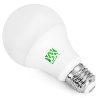 6pcs YWXLight 12W E27 1100Lm SMD2835 LED Ball BulbGlobe bulbs<br>6pcs YWXLight 12W E27 1100Lm SMD2835 LED Ball Bulb<br><br>Angle: 270 degree<br>Available Light Color: Warm White,White<br>Brand: YWXLight<br>CCT/Wavelength: 3000K,6500K<br>Emitter Types: SMD 2835<br>Features: Low Power Consumption, Long Life Expectancy<br>Function: Studio and Exhibition Lighting, Home Lighting, Commercial Lighting<br>Holder: E27<br>Luminous Flux: 1100LM<br>Output Power: 12W<br>Package Contents: 6 x YWXLight LED Bulb<br>Package size (L x W x H): 21.00 x 14.00 x 13.00 cm / 8.27 x 5.51 x 5.12 inches<br>Package weight: 0.6020 kg<br>Product size (L x W x H): 12.50 x 7.00 x 7.00 cm / 4.92 x 2.76 x 2.76 inches<br>Product weight: 0.0670 kg<br>Sheathing Material: PC<br>Total Emitters: 40<br>Type: Ball Bulbs<br>Voltage (V): 100-240V<br>Wattage Range: 11-15W