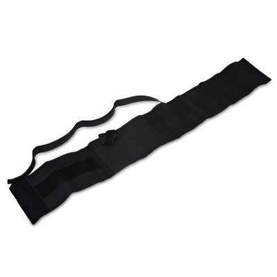 JINJULI Water-resistant Nylon Pouch with Shoulder Strap