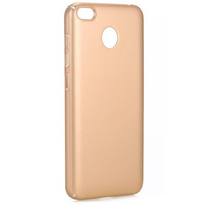 Luanke Hard PC Cover CaseCases &amp; Leather<br>Luanke Hard PC Cover Case<br><br>Brand: Luanke<br>Color: Black,Blue,Gold<br>Compatible Model: Redmi 4X<br>Features: Anti-knock, Back Cover<br>Mainly Compatible with: Xiaomi<br>Material: PC<br>Package Contents: 1 x Phone Case<br>Package size (L x W x H): 21.00 x 13.00 x 1.80 cm / 8.27 x 5.12 x 0.71 inches<br>Package weight: 0.0350 kg<br>Product Size(L x W x H): 14.10 x 7.20 x 0.80 cm / 5.55 x 2.83 x 0.31 inches<br>Product weight: 0.0120 kg<br>Style: Solid Color