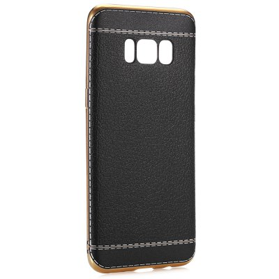 Luanke Electroplating Back CaseSamsung Cases/Covers<br>Luanke Electroplating Back Case<br><br>Brand: Luanke<br>Color: Black,Brown,Coffee<br>Compatible with: Samsung Galaxy S8 Plus<br>Features: Anti-knock, Back Cover<br>Material: TPU<br>Package Contents: 1 x Phone Case<br>Package size (L x W x H): 21.00 x 13.00 x 1.90 cm / 8.27 x 5.12 x 0.75 inches<br>Package weight: 0.0450 kg<br>Product size (L x W x H): 16.00 x 7.60 x 0.90 cm / 6.3 x 2.99 x 0.35 inches<br>Product weight: 0.0210 kg<br>Style: Modern, Pattern
