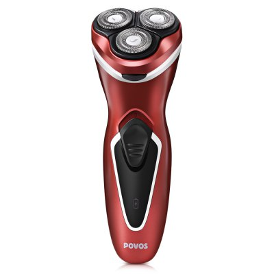 POVOS PW751R 3D Floating Shaver Electric Razor