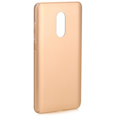 Luanke Hard PC Cover Back CaseCases &amp; Leather<br>Luanke Hard PC Cover Back Case<br><br>Brand: Luanke<br>Color: Black,Blue,Gold<br>Compatible Model: Redmi Note 4X<br>Features: Anti-knock, Back Cover<br>Mainly Compatible with: Xiaomi<br>Material: PC<br>Package Contents: 1 x Phone Case<br>Package size (L x W x H): 21.00 x 13.00 x 1.80 cm / 8.27 x 5.12 x 0.71 inches<br>Package weight: 0.0380 kg<br>Product Size(L x W x H): 15.30 x 7.80 x 0.80 cm / 6.02 x 3.07 x 0.31 inches<br>Product weight: 0.0140 kg<br>Style: Solid Color