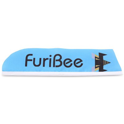 FuriBee FPV Race FlagMulti Rotor Parts<br>FuriBee FPV Race Flag<br><br>Brand: FuriBee<br>Package Contents: 1 x Race Flag, 1 x Pole, 1 x Mount<br>Package size (L x W x H): 41.00 x 6.60 x 6.60 cm / 16.14 x 2.6 x 2.6 inches<br>Package weight: 0.0740 kg<br>Product weight: 0.0140 kg<br>Type: Race Flag