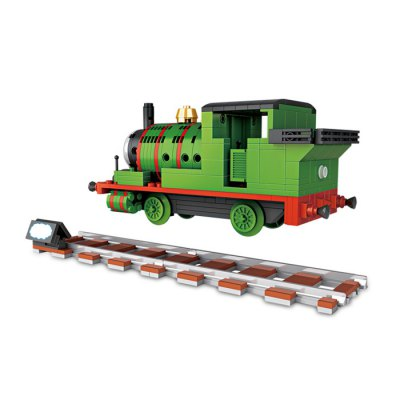 LOZ ABS Train Construction Building Brick ToyBlock Toys<br>LOZ ABS Train Construction Building Brick Toy<br><br>Brand: LOZ<br>Completeness: Semi-finished Product<br>Gender: Unisex<br>Materials: ABS<br>Package Contents: 1 x Building Block Set, 1 x Operation Instruction<br>Package size: 35.00 x 25.00 x 6.00 cm / 13.78 x 9.84 x 2.36 inches<br>Package weight: 0.3900 kg<br>Product size: 34.00 x 24.00 x 5.00 cm / 13.39 x 9.45 x 1.97 inches<br>Product weight: 0.3000 kg<br>Stem From: Europe and America<br>Suitable Age: Kid<br>Theme: Movie and TV<br>Type: Kids Building