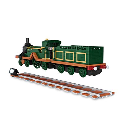 LOZ Train Theme Construction Building Brick ToyBlock Toys<br>LOZ Train Theme Construction Building Brick Toy<br><br>Brand: LOZ<br>Completeness: Semi-finished Product<br>Gender: Unisex<br>Materials: ABS<br>Package Contents: 1 x Building Block Set, 1 x Operation Instruction<br>Package size: 35.00 x 25.00 x 6.00 cm / 13.78 x 9.84 x 2.36 inches<br>Package weight: 0.4600 kg<br>Product size: 34.00 x 24.00 x 5.00 cm / 13.39 x 9.45 x 1.97 inches<br>Product weight: 0.4000 kg<br>Stem From: Europe and America<br>Suitable Age: Kid<br>Theme: Movie and TV<br>Type: Kids Building
